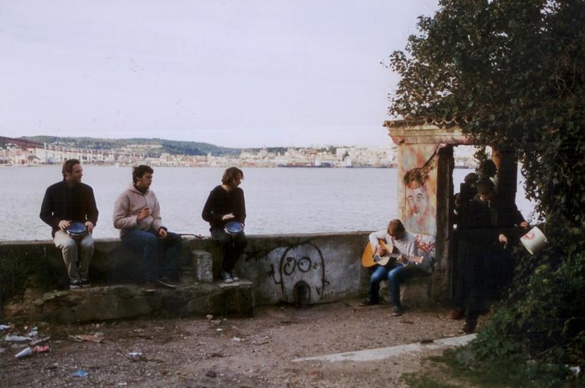 the other side of the rio Tejo via au pays des merveilles