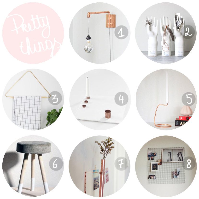 pretty things diy via au pays des merveilles