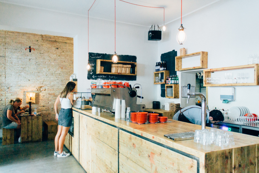 EXPLORED silo coffee in berlin - by hannelore veelaert via au pays des merveilles