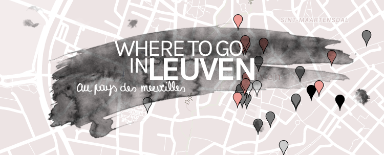 where to go in leuven via au pays des merveilles