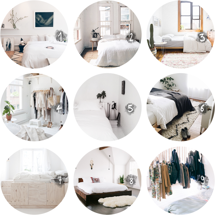 collection_ bedrooms via au pays des merveilles
