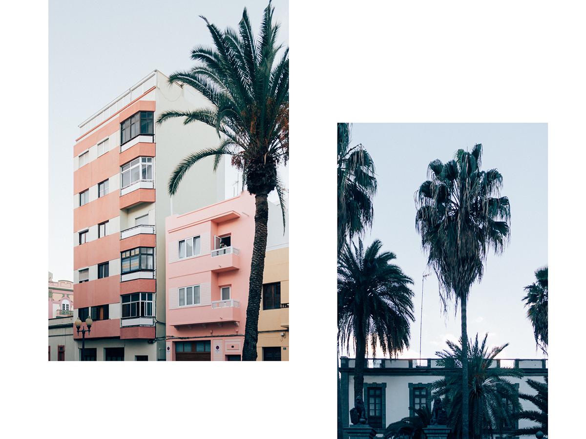 FRAGMENTS_ Las Palmas in pastel - Hannelore Veelaert for au pays des merveilles