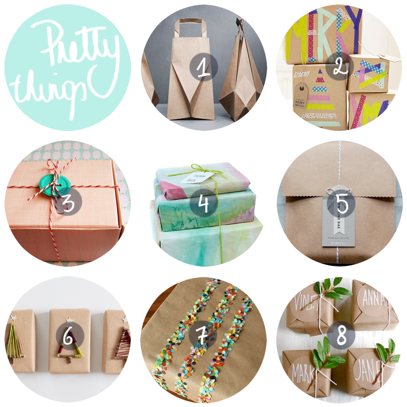 au pays des merveilles pretty things gift wrapping
