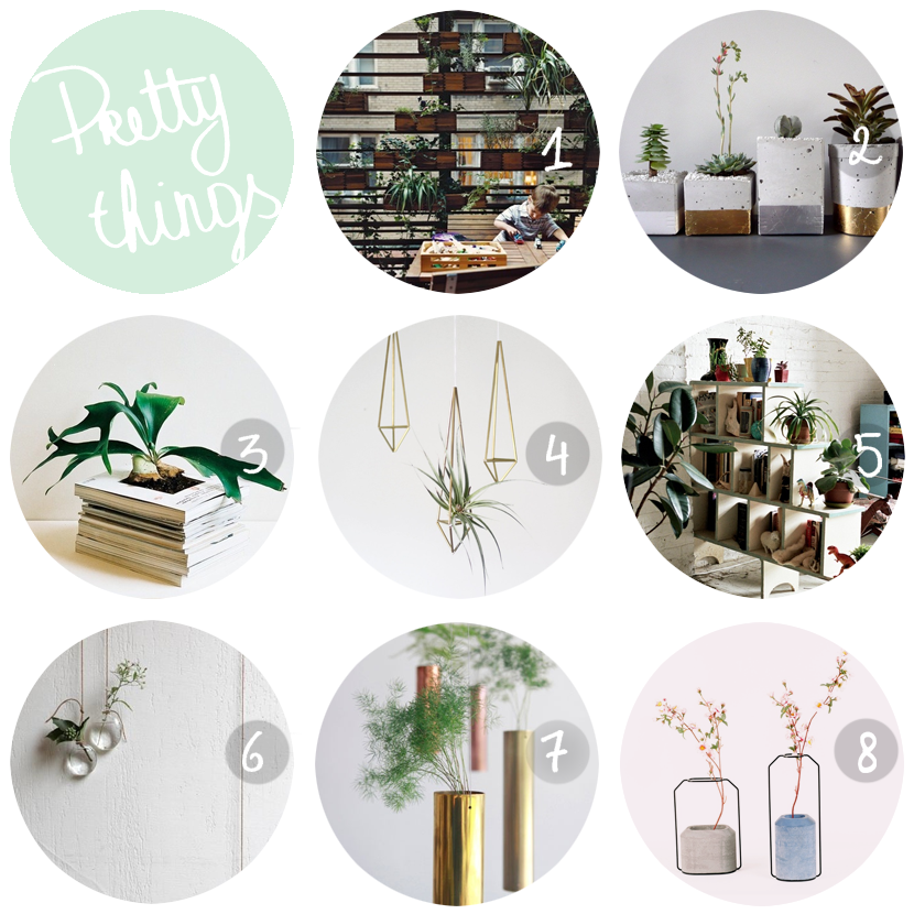 pretty things: go green via au pays des merveilles