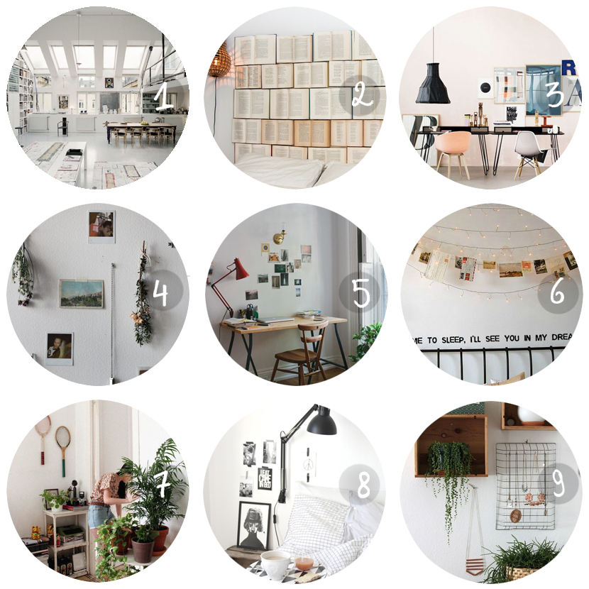 pretty things: interior via au pays des merveilles