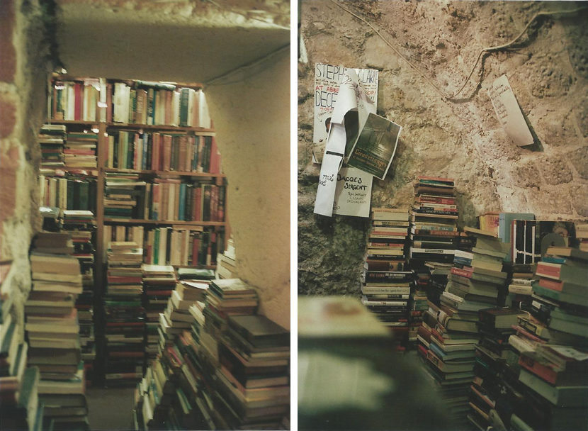 the abbey bookshop via au pays des merveilles