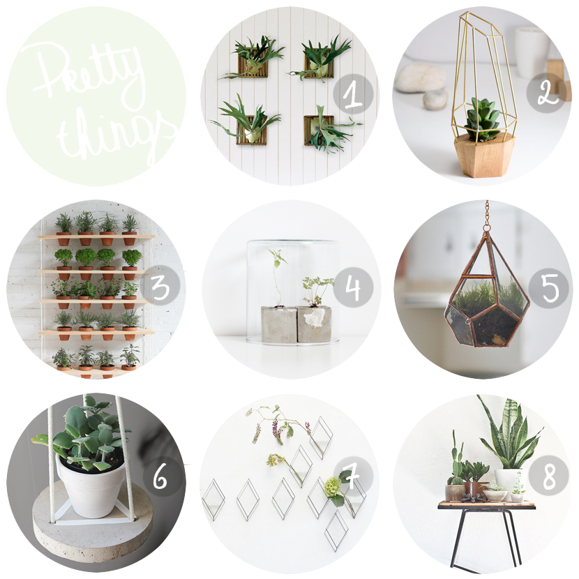 pretty things go green via au pays des merveilles
