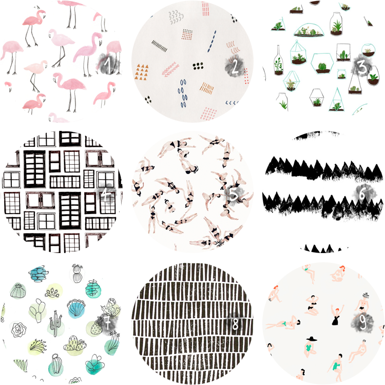 COLLECTION_ prints and patterns - via au pays des merveilles