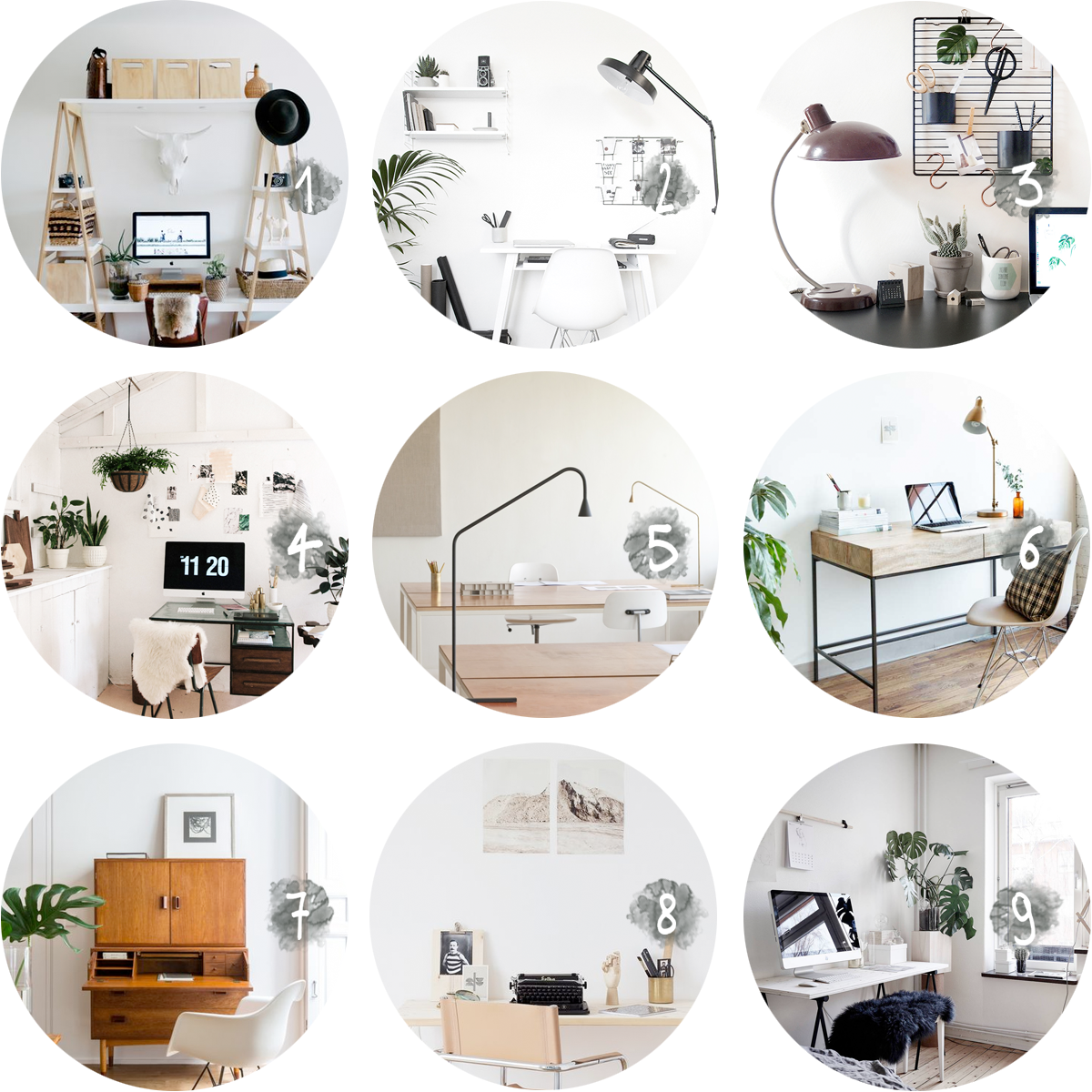 collection workspace via au pays des merveilles