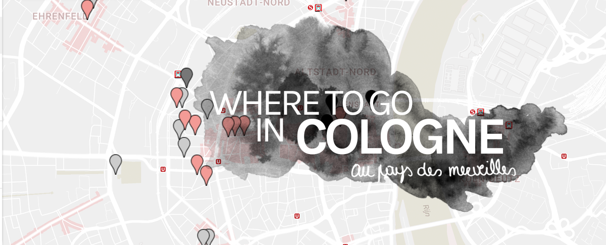 where to go in cologne