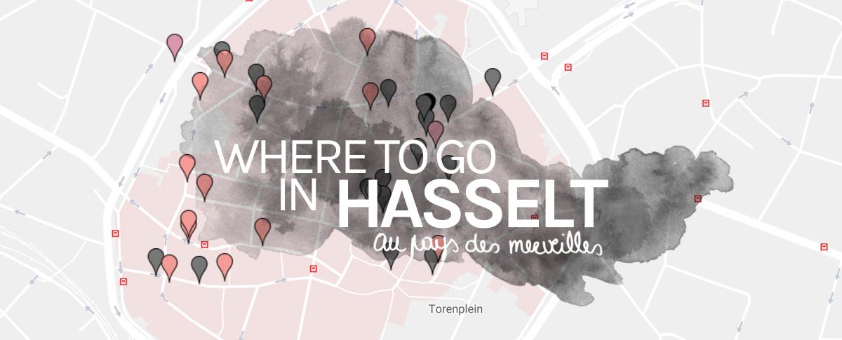 city guide hasselt - via au pays des merveilles
