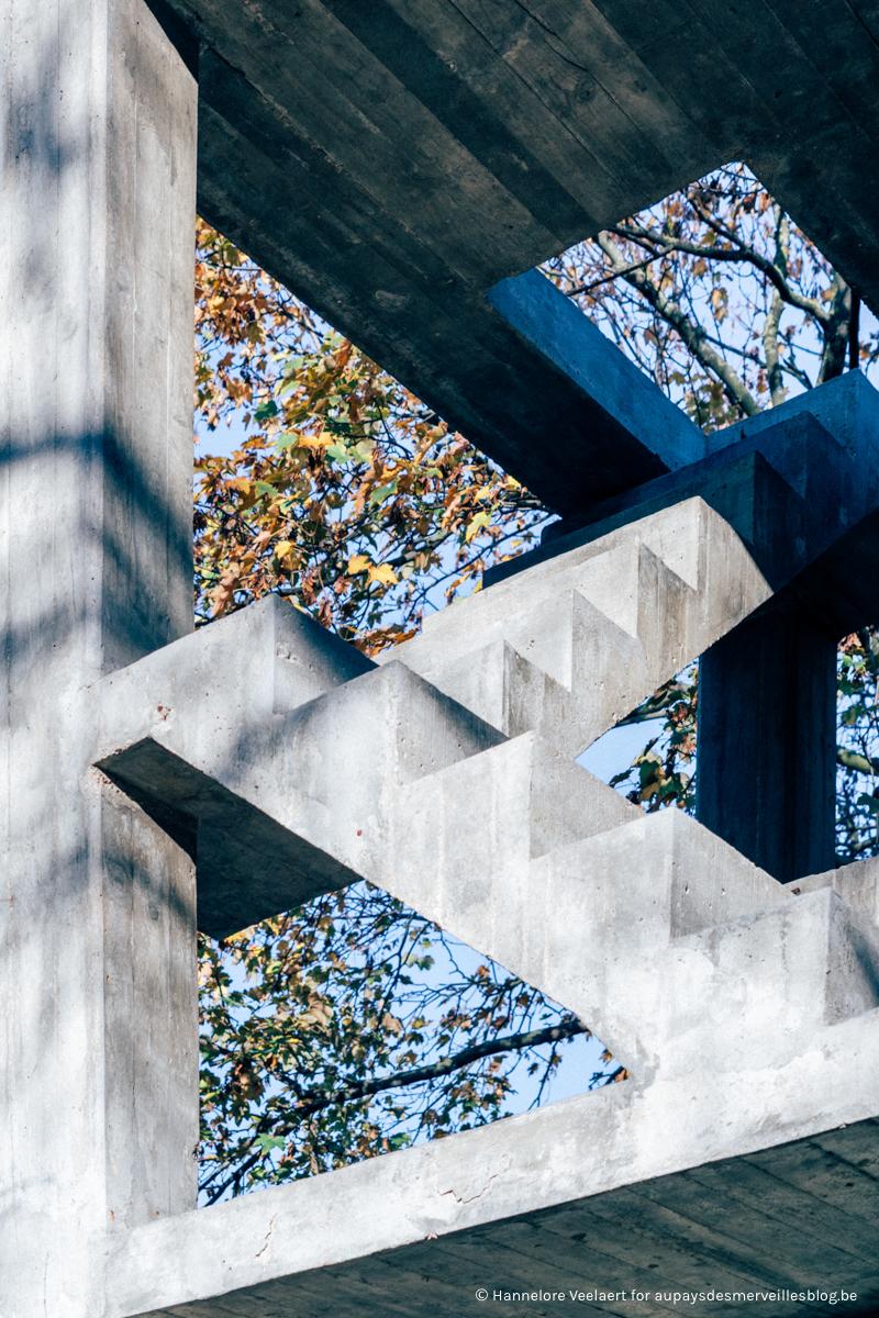 Fragments_ Fundação Calouste Gulbenkian in Lisbon - Hannelore Veelaert for au pays des merveilles