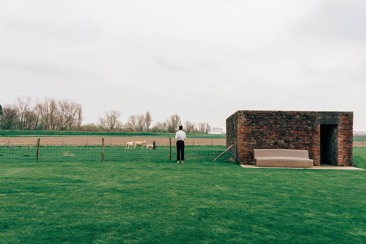 B&B The Bunkers Knokke-Heist - Hannelore Veelaert for au pays des merveilles