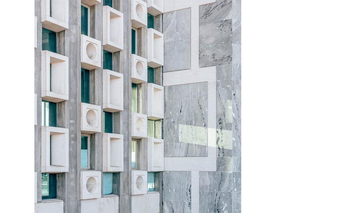 FRAGMENTS_ brutalism in Lisbon - Hannelore Veelaert for au pays des merveilles