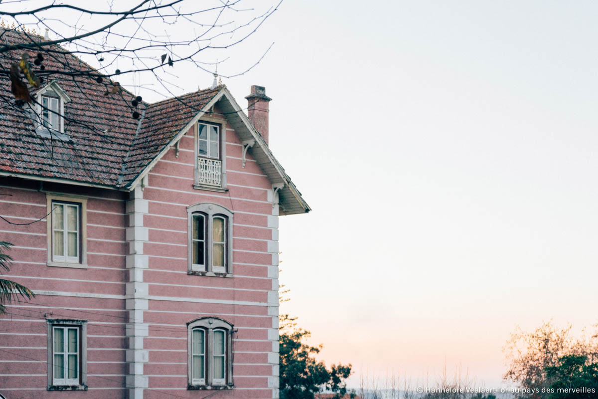 Fragments_ pink hues of Sintra - Hannelore Veelaert for aupaysdesmerveillesblog.be