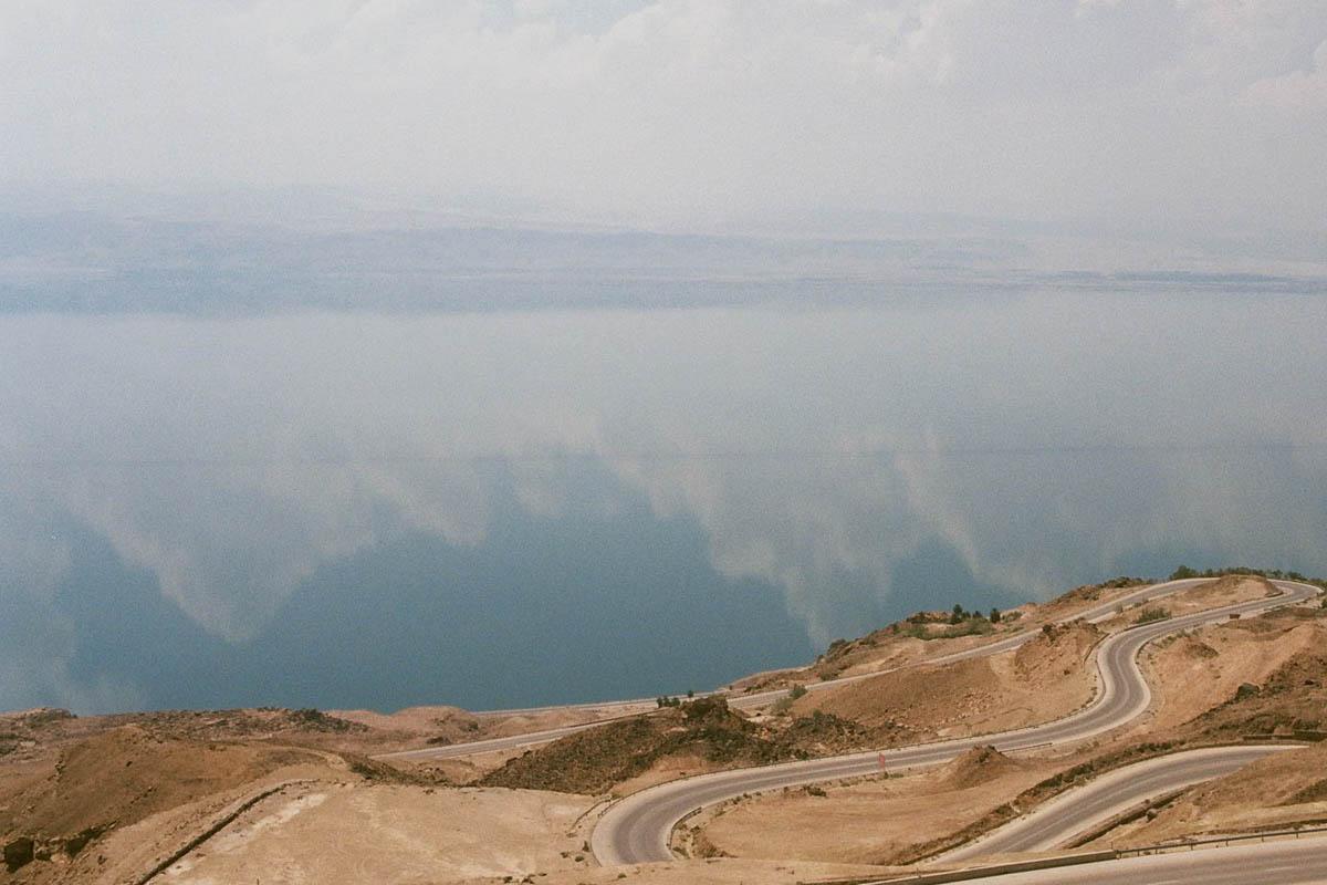 FRAGMENTS_ a road trip through Jordan