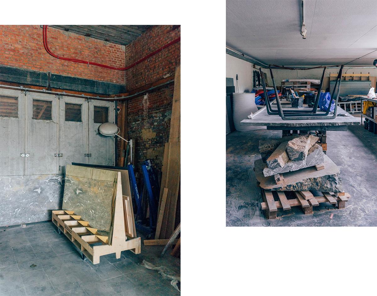 FRAGMENTS_ Haptic House Antwerp - Hannelore Veelaert for au pays des merveilles