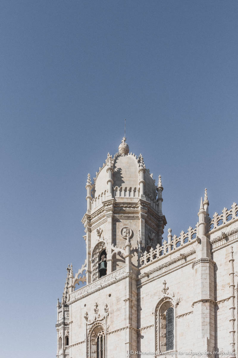 EXPLORED_ Mosteiro dos Jeronimos in Belém, Lisbon - Hannelore Veelaert for aupaysdesmerveillesblog