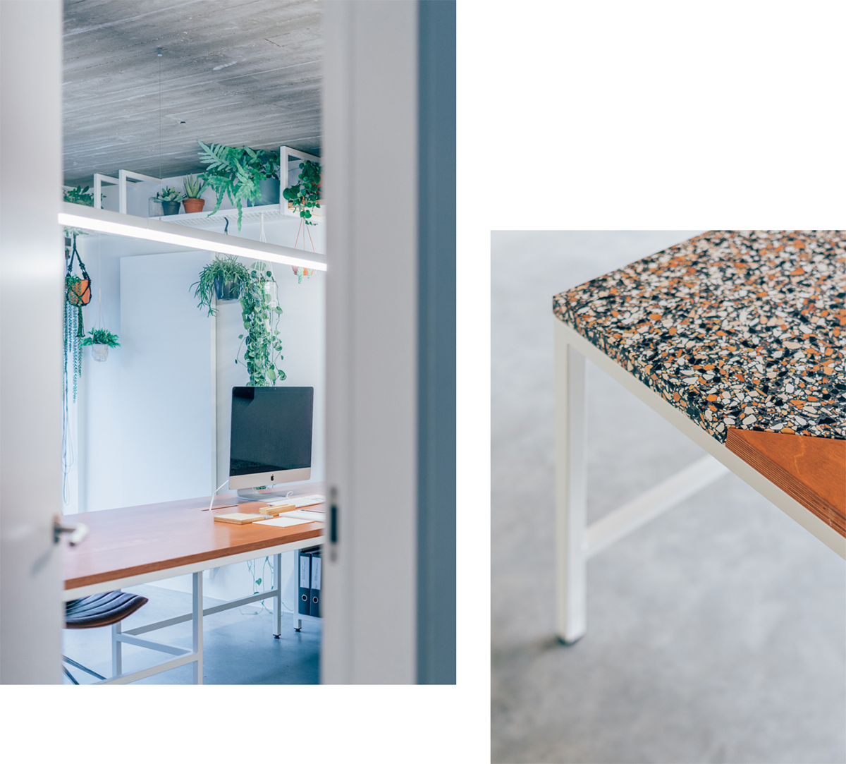 WORK_ home office by Studio Boîte by Hannelore Veelaert for aupaysdesmerveillesblog.be