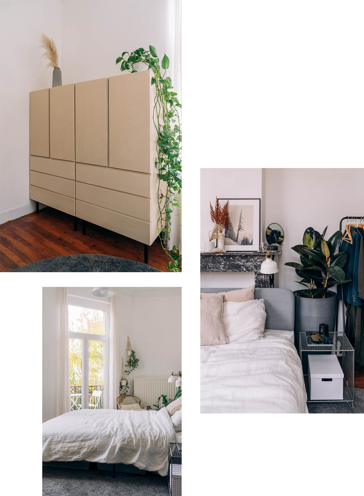Ikea Ivar hack wardrobe - Hannelore Veelaert for aupaysdesmerveillesblog.be
