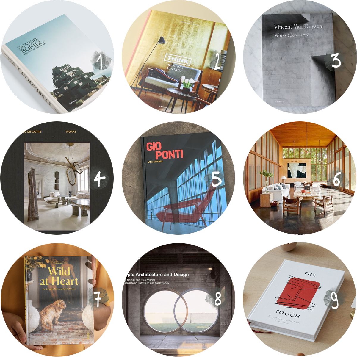 interior architecture books
