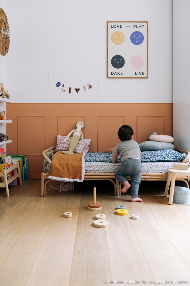 Let's play house: stylish living with children by Joni Vandewalle - photo by Hannelore Veelaert via aupaysdesmerveillesblog.be